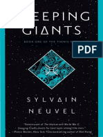 Sleeping Giants 50 Page Friday - Paperback edition