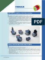 Axial Piston Pumps & Motors Catalogue