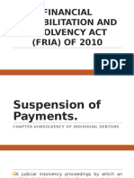 FRIA Law