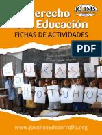 06 Ficha1 Actividades El Derecho a La Educacion