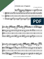 Vivaldi - Del Destin Non Vi Lagnate