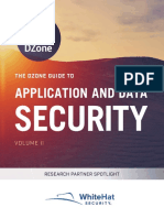 DZone Application Security Spotlight Guide
