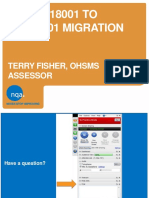 ISO 45001 Migration Webinar - V2