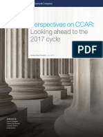 Perspectives on CCAR Looking Ahead to the 2017 Cycle July 2016