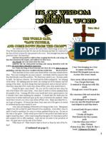 April 2010 | Tid Bits of Wisdom from the Wonderful Word