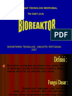 VIII. DTM Bioreaktor Dan Kegunaannya