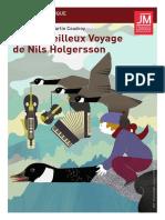 JMF-Le Merveilleux Voyage Nils Holgersson