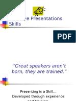 Presentations Skills Final