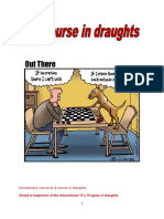 Pre Course In Draughts