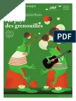 JMF-Au Pays Des Grenouilles