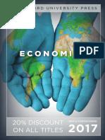 Economics 2017 catalog