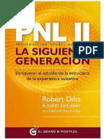 Las Tres Generaciones de La PNL
