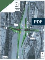 Proposed Ohio 16/37/661 interchange improvements