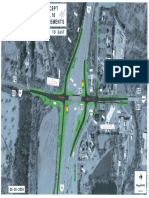 Proposed Ohio 16/37/661 interchange improvements