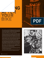 Looking After Your Bike
