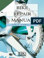 Chris Sidwells Bicycle Repair Manual