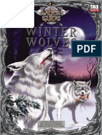 The Slayer's Handbook to Winter Wolves