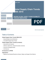 PRTM Global Supply Chain Trends_Oct08