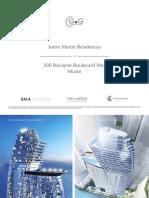 Aston Martin Residences Brochure