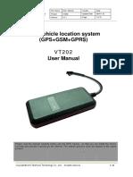 VT202 User Manual VT1.1