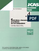 CENTRALISMO Y DESCENTRALISMO EN EL PERU INDEPENDIENTE.pdf
