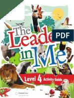 Level 4 Student Sampler