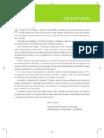 Coleção Cadernos EJA - Professor - 12 Tempo Livre e Trabalho