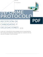 Informe protocolo