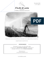 FISCHI DI CARTA novembre 2016 – #41