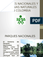 Parques Nacionales y Reservas