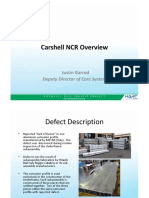 Carshell NCR Overview