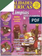 MANUALIDADES ESOTERICAS _Limpias Para El Espiritu y El Cuerpo