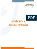TM 001 Introduction to the Protection by Fuses FR
