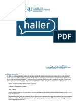 haller marketing plan  final