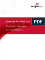 Harmony First Mile 200 Product Description