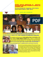 Instituto Politecnico Newsletter for December, 2016.