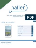 haller power point