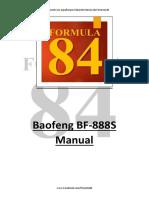 Manual Baofeng BF-888S Español