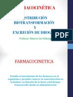 Farmacocinética I