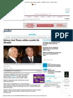 Jeitoso, José Yunes Orbita o Poder Há Décadas - 15-12-2016 - Poder - Folha de S