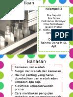 Presentation Steril