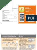 Platinum Gateway Manual