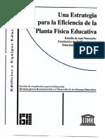 Una Estrategia para la eficiencia de la planta fisica educativa FEDE.pdf