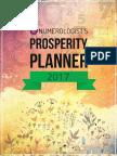 Your 2017 Prosperity Planner
