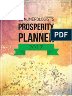 Your 2017 Prosperity Planner