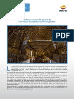 PDF Restauracion de Iglesia