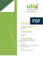 Directrices y Diseño de Redes de La Cadena de Suministro