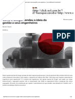 Como o Google Vendeu a Ideia Da Gestão a Seus Engenheiros - Harvard Business Review Brasil