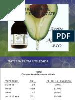 Extraccion de Aceite Aguacate