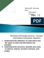 Bab 12 - 13 Akuntansi Derivatif Dan Lindung Nilai Sp Jan 2016 (1)